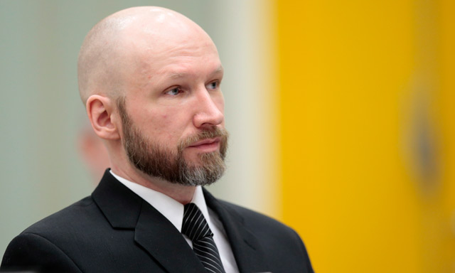 Norway: Breivik more extreme now than before his attacks