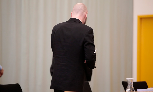 Breivik's lawyer says isolation is harming the extremist's mental health