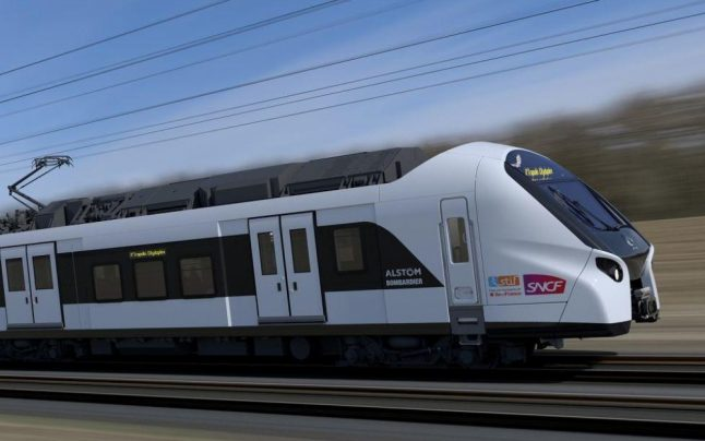 Paris commuters to get 'comfortable' new RER trains (with air conditioning!)