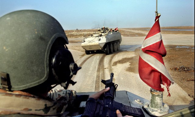 Denmark to send special troops into Syria
