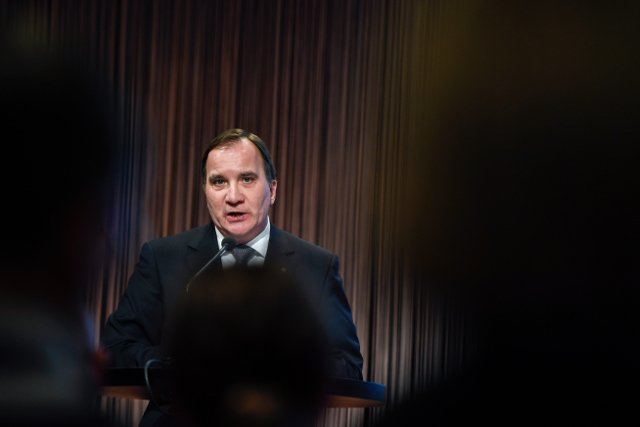 Sweden PM 'can't rule out' Russian interference in Swedish elections