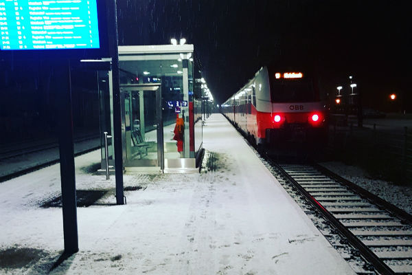 Storm Egon to bring fresh snow and colder conditions to Austria