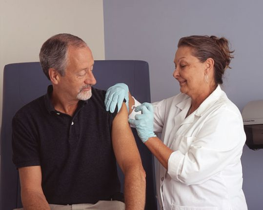 Viennese doctor develops vaccine against the common cold