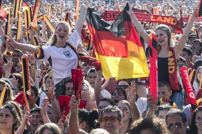 Could Germany host one of the next European football championships?