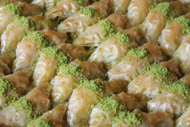 From Homs with love: Syrian pastry chefs find new home in Berlin
