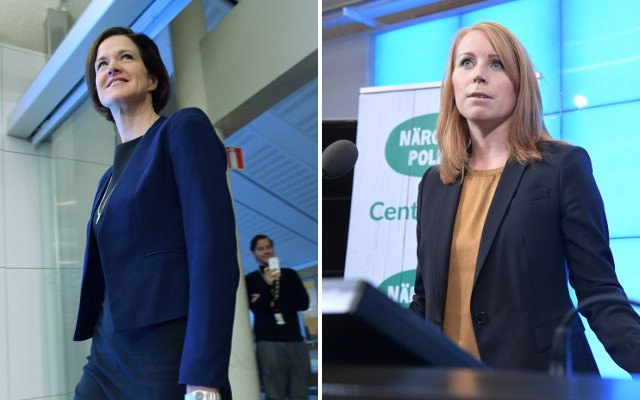Swedish Moderate leader's power play backfires leaving opposition divisions exposed