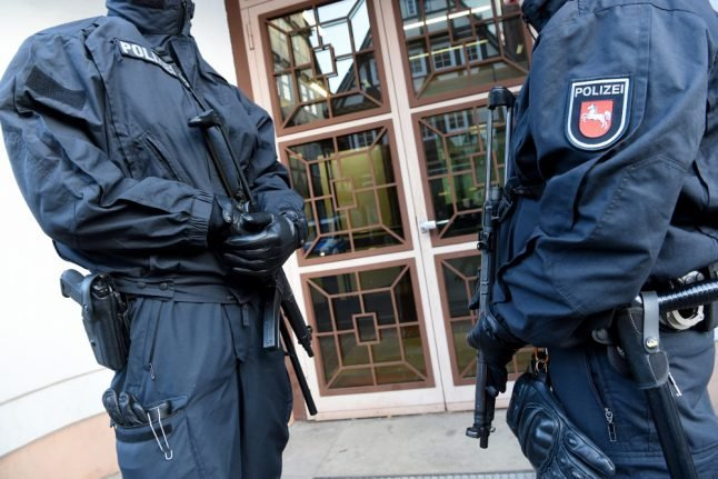 16-year-old Isis sympathizer gets six years jail for stabbing officer