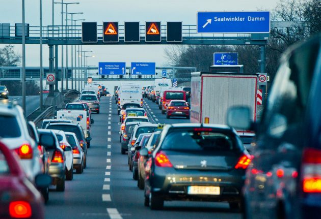 How diesel emissions on German streets are threatening our health
