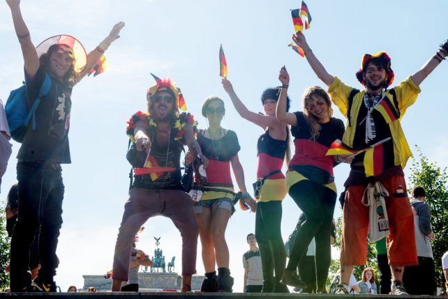 Being German isn't about where you're born, say most Germans