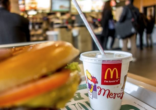 France teams up with McDonald's to help fight youth unemployment