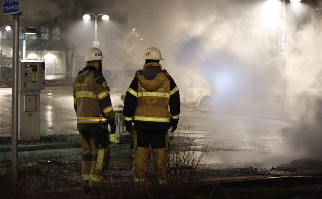 Swedish press photographer assaulted in Rinkeby riots