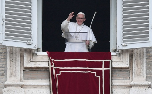 The pope said abortion is part of a 'throwaway culture'