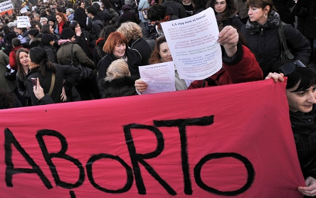 Plan to hire 'abortion doctors' at Rome hospital sparks outcry