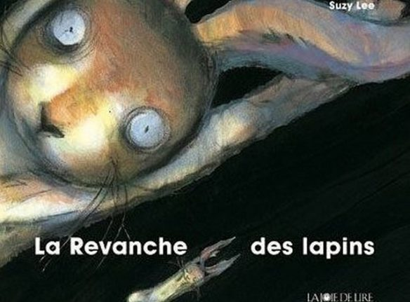 Why French children's books might keep grown ups awake at night