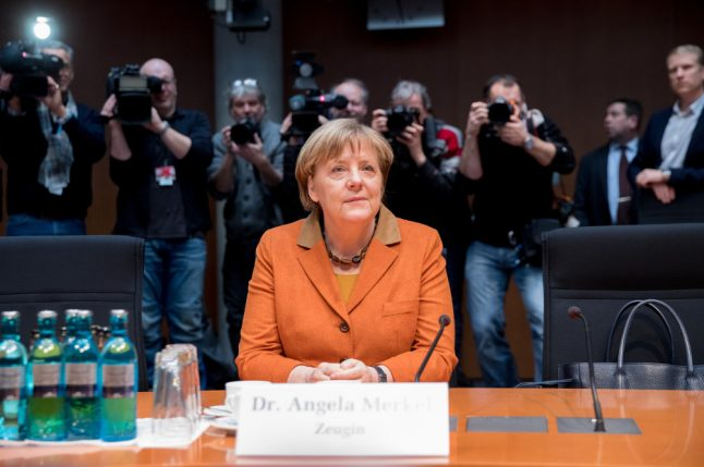 'No spying among friends': How Merkel's NSA criticism came to haunt her