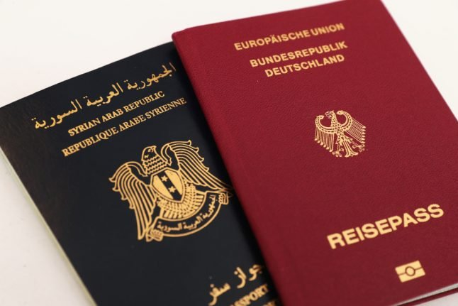 Problems 'resolved' for German dual citizens under Trump's travel ban