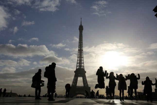 Finally! Tourists are flocking back to France