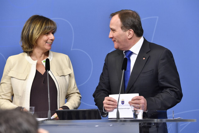 Sweden presents new climate law and zero emissions goal