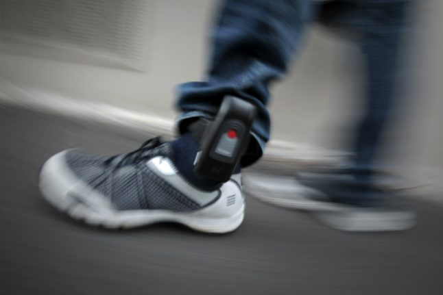 Berlin to fit suspected jihadists with ankle bracelets