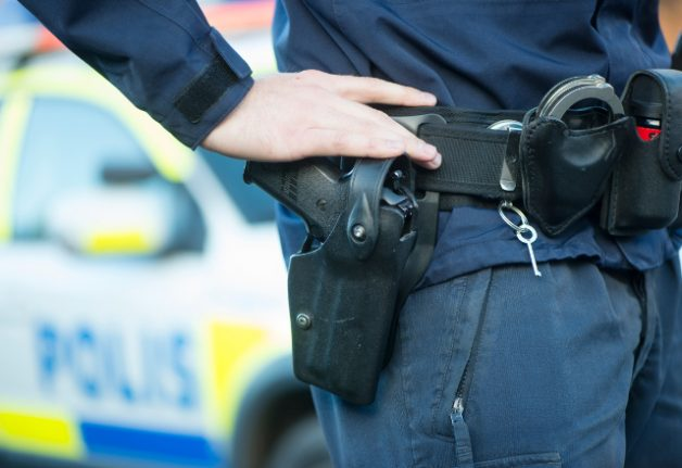 In stats: Deadly violence in Sweden in the 2000s