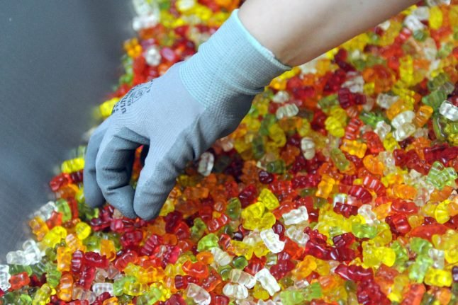 Pensioner arrested over threat to poison Haribo bears with cyanide