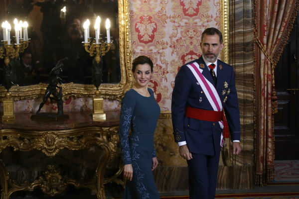 Spanish royals announce state visit to Japan in April