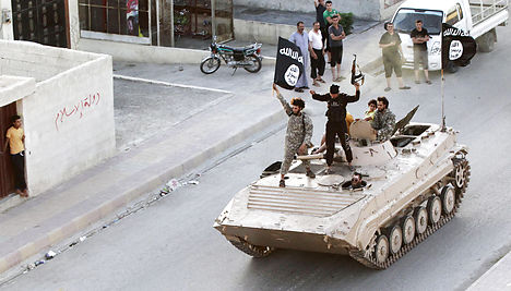 Danish Isis fighters paid disability benefits in Syria