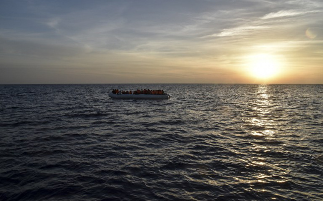 Italian coastguard: More than 1,400 people rescued at sea in 24 hours