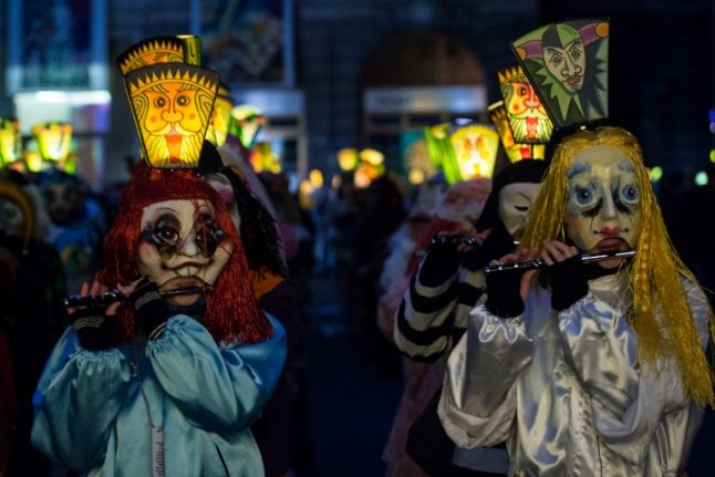 Basel's amazing Fasnacht: How to survive Switzerland's biggest carnival