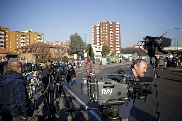 Italy transfers officers who shot Berlin attacker to 'secret' location