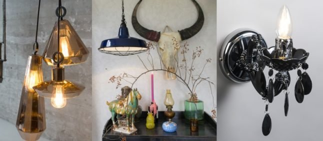 11 unique lamps that will light up your day