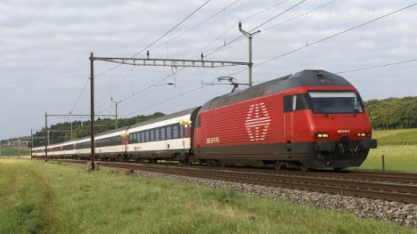 SBB remains most punctual train company in Europe