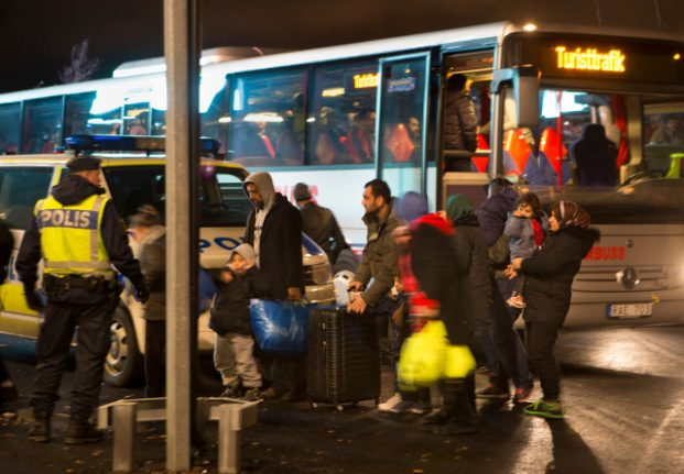 How Sweden handled the refugee crisis: report