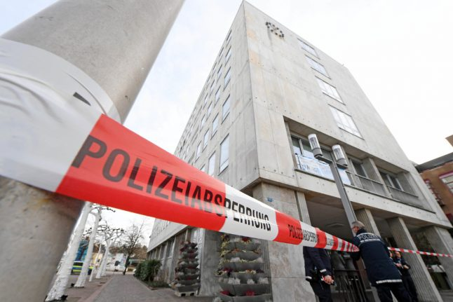 Bomb threat in south German town after Turkish rally cancelled