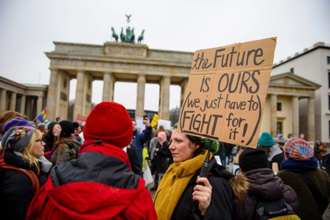 Six things to know about women's rights in Germany