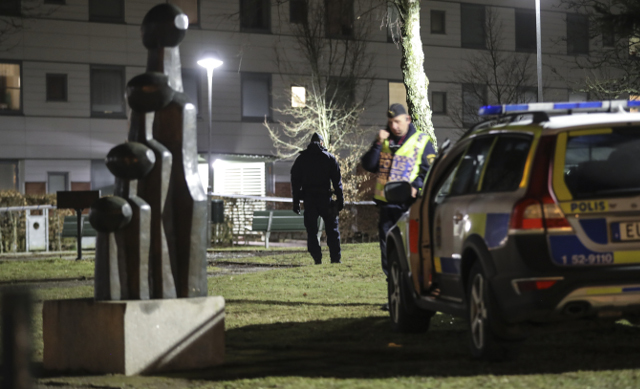 Stabbings during Swedish brawl leave one dead and two injured