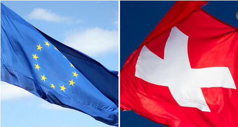 Survey: Swiss support bilateral agreements with EU