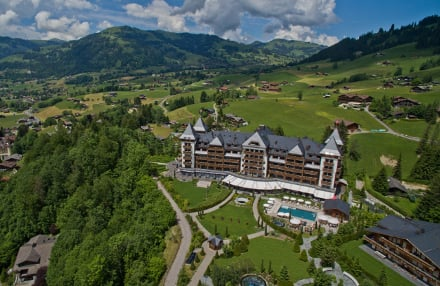 Two Swiss hotels named among world's 100 best