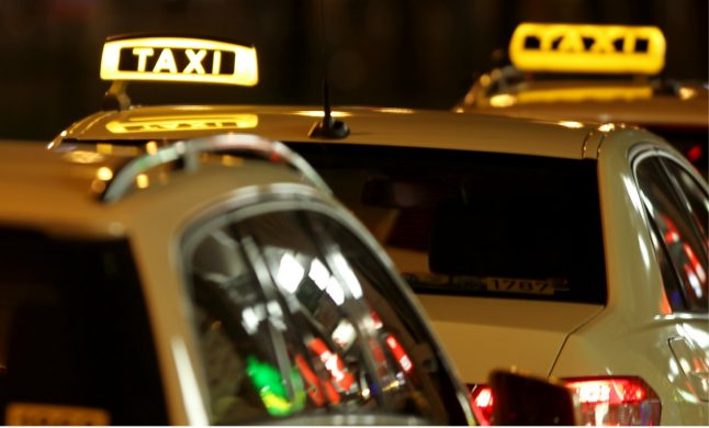 Munich taxi driver jailed for driving over pedestrian – twice