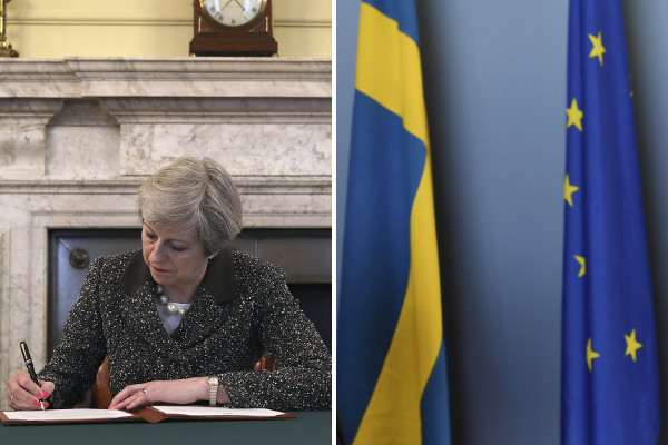 OPINION: I feel betrayed by the UK over Article 50. Will Sweden offer hope?