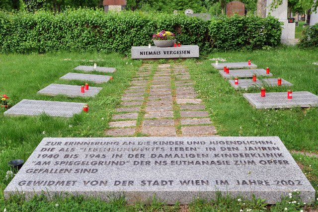 Nazis who killed hundreds of disabled children in Vienna kept their jobs, report shows