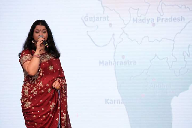 'I wanted to show Sweden what India is to me'