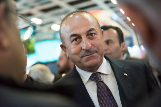 Swiss government backs visit of Turkish foreign minister
