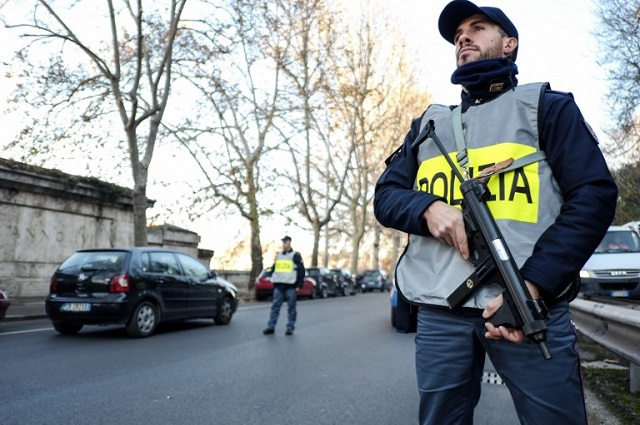 These are the security measures in place in Rome this weekend