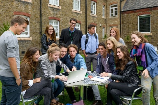 How The Local helped this business school reach smart young global citizens