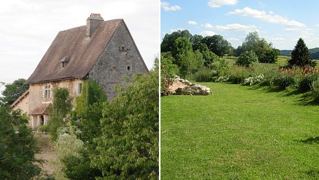 French Property of the Week - 900-year-old Knights Templar house in Dordogne (with a massive garden)