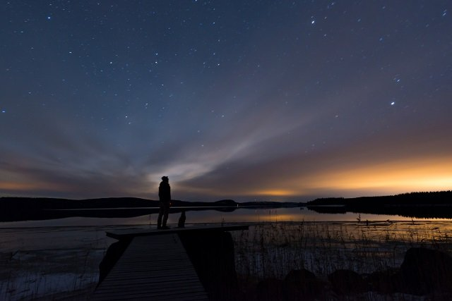 Record numbers switch off to mark Earth Hour in Sweden