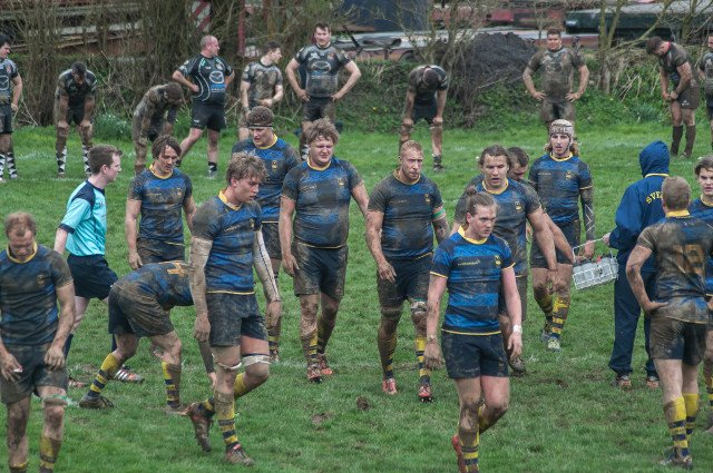 Sweden's national rugby side beaten 46-5 by a team from a tiny Welsh village