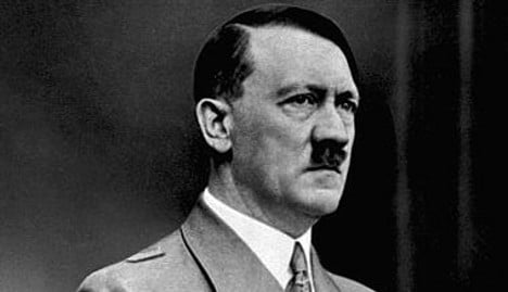 'Crap' Hitler painting goes on show in Italian Museum of Madness