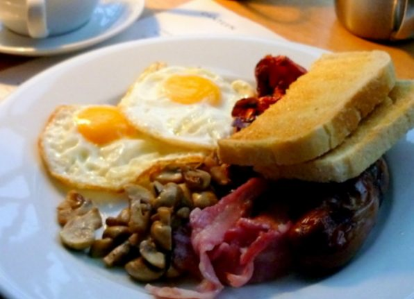 Will Brexit negotiators guarantee our rights to a full English breakfast?
